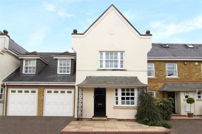 Thumbnail Terraced house for sale in Primrose Road, Hersham, Walton-On-Thames, Surrey