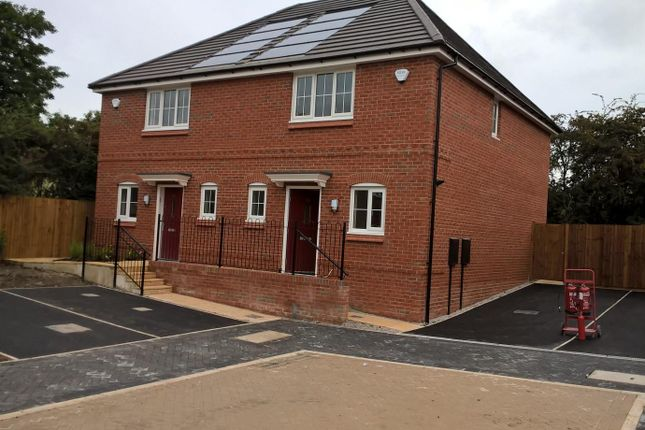 2 bed semi-detached house for sale in Lapwing Lane, Stockport