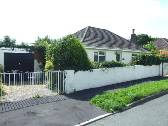 Thumbnail Bungalow for sale in Glenholt, Plymouth, Devon