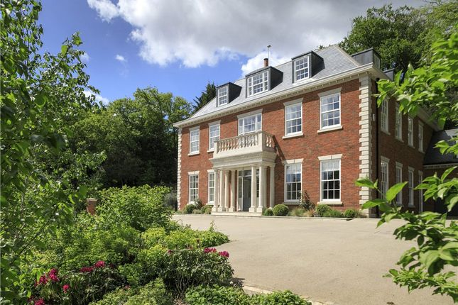 Thumbnail Detached house for sale in Coombe Park, Kingston-Upon-Thames