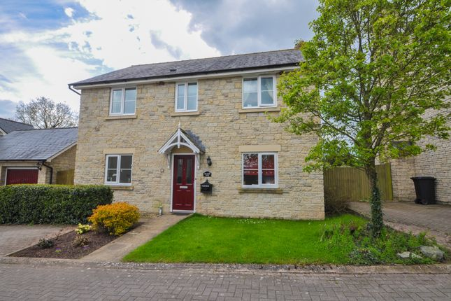 Thumbnail Detached house for sale in Chapel Meadow, Llangrove, Ross-On-Wye