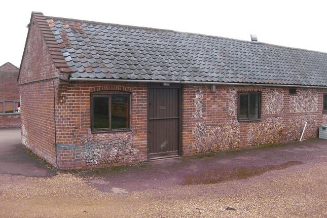 Thumbnail Light industrial to let in Unit 2A The Hall Farm Workshops, Hempnall, Morningthorpe, Norwich
