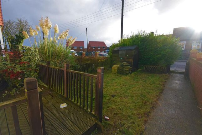 Gardens of Windsor Terrace, Horden, County Durham SR8