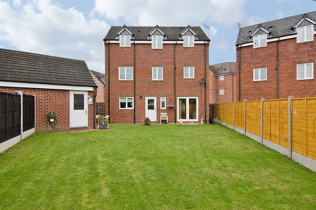 Thumbnail Detached house for sale in Colliers Way, Huntington, Cannock