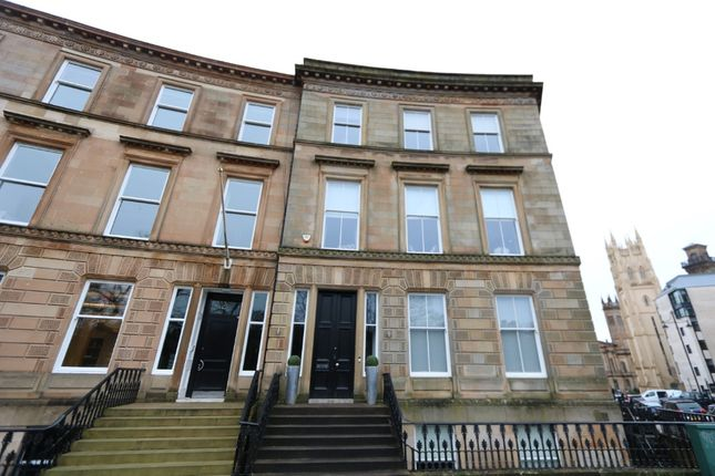 Thumbnail Town house to rent in Park Circus, Glasgow