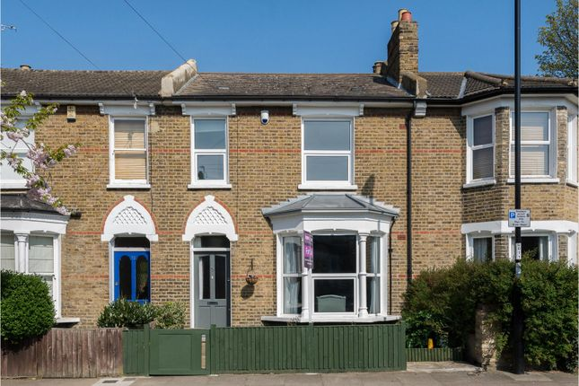 Thumbnail Terraced house for sale in Taunton Road, London