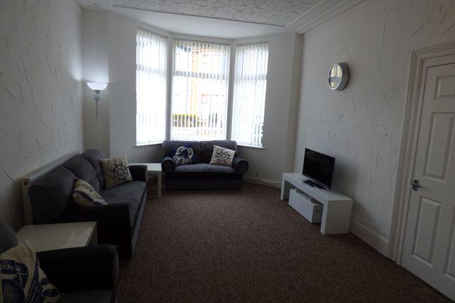 Lounge of Crystal Road, Blackpool FY1