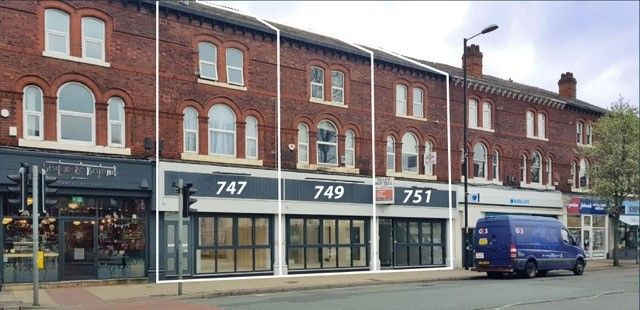 Thumbnail Restaurant/cafe to let in Wilmslow Road, Didsbury, Manchester