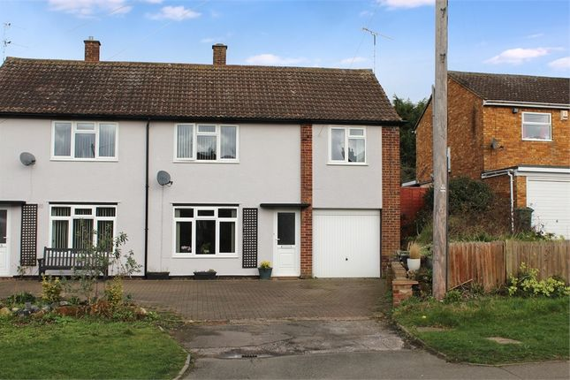 Thumbnail Semi-detached house for sale in Station Road, Bow Brickhill, Milton Keynes