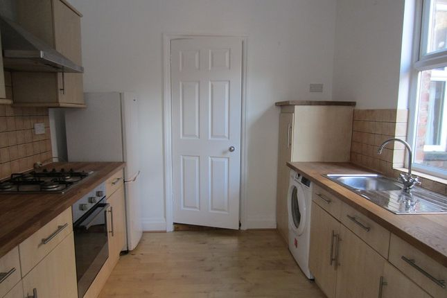 Kitchen/Area of Churchill Avenue, Whalley Range, Manchester M16
