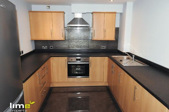 Thumbnail Flat to rent in 10-12 The Dock House, Dock Street, Hull