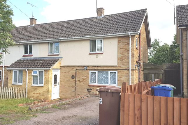 End terrace house for sale in Prescott Avenue, Banbury