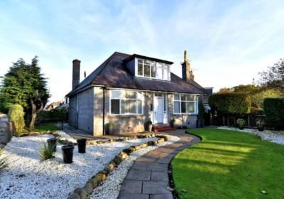 Thumbnail Detached house to rent in Westholme Crescent North, Aberdeen
