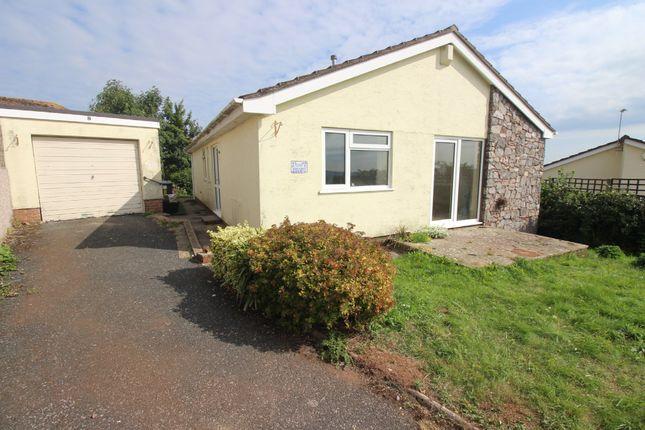 Thumbnail Detached bungalow for sale in Dunstone Rise, Paignton