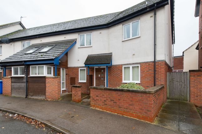 Thumbnail Flat for sale in Rectory Road, Boston, Lincs
