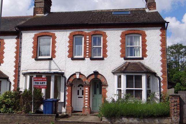 Thumbnail Terraced house to rent in Station Road, Amersham, Buckinghamshire