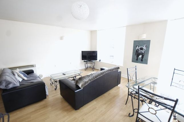 Thumbnail Flat to rent in Pilcher Gate, Nottingham