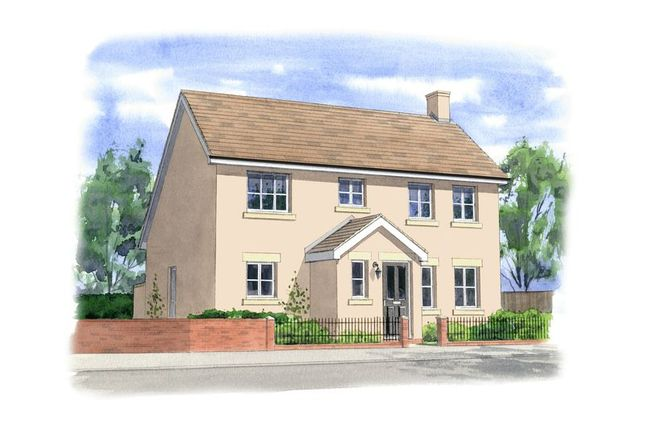 Thumbnail Detached house for sale in Farm Close, St Georges, Weston-Super-Mare