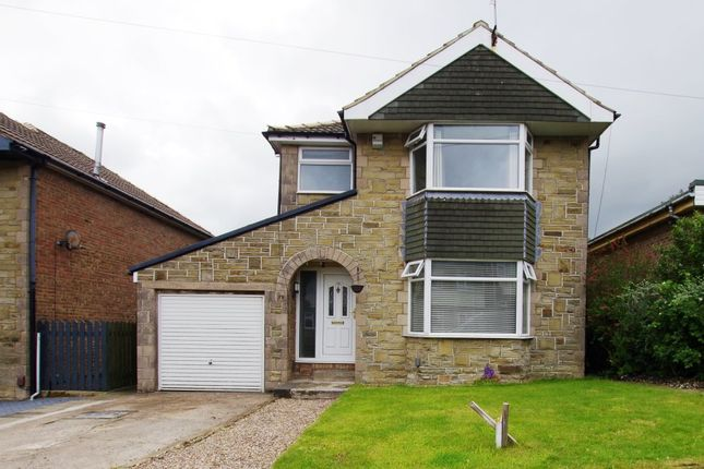 Thumbnail Detached house to rent in Deanwood Crescent, Allerton, Bradford