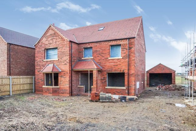 Thumbnail Detached house for sale in Holton Road, Tetney, Grimsby
