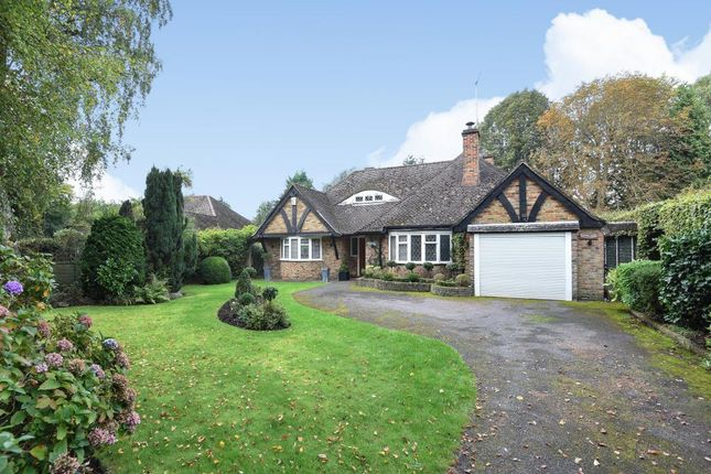 Thumbnail Detached bungalow for sale in Chalfont Heights, Chalfont St Peter