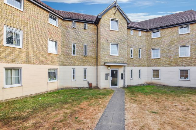 Thumbnail Flat for sale in Spindle Drive, Thetford, Norfolk