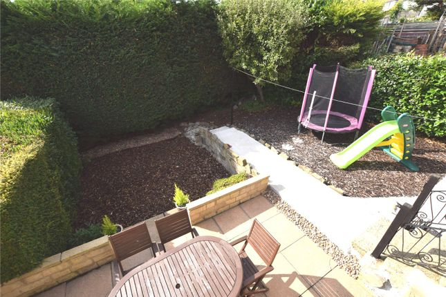 Rear Garden of Ryedale Avenue, Leeds, West Yorkshire LS12