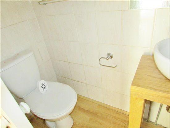 Shower-WC of 14 Park Street, Morecambe LA4
