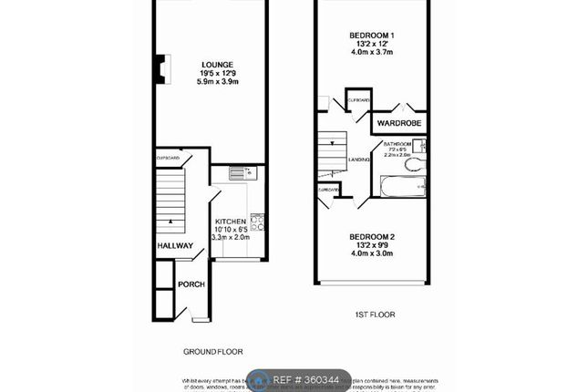 Thumbnail Terraced house to rent in Place Farm Avenue, Kent