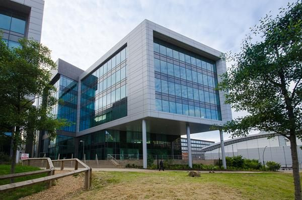 Thumbnail Office to let in Acero, Sheffield DC, Concourse Way, Sheffield