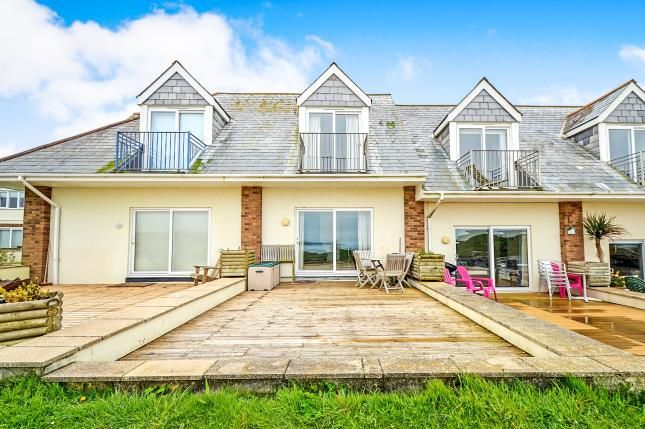 Thumbnail Maisonette for sale in Lusty Glaze Road, Newquay, Cornwall