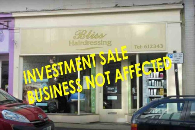 Thumbnail Commercial property for sale in Cross Street, Ryde