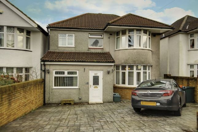 Thumbnail Detached house to rent in Malpas Road, Newport