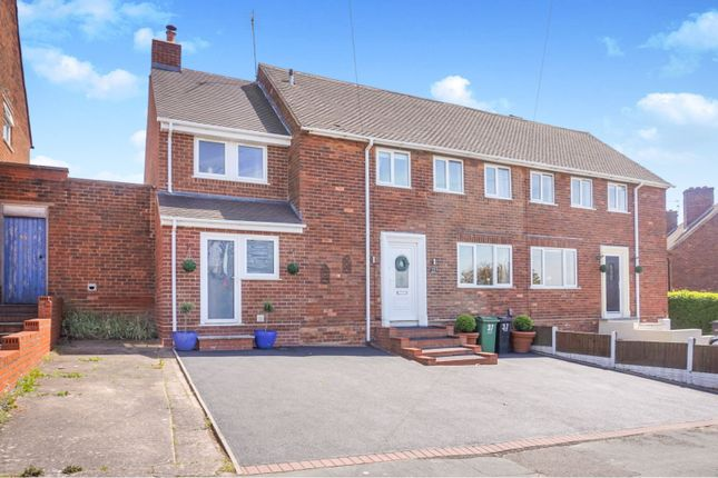 Thumbnail Semi-detached house for sale in Park Road, Dudley