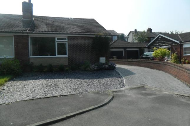 Thumbnail Bungalow to rent in Beech Close, Bolton