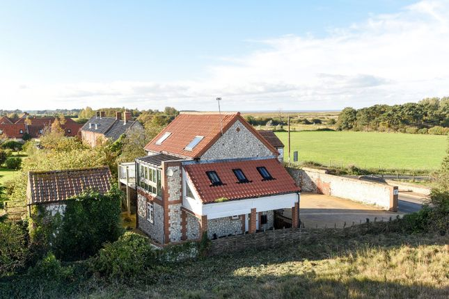 Thumbnail Detached house for sale in Dalegate Market, Main Road, Burnham Deepdale, King's Lynn