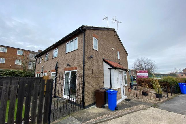 1 bed terraced house for sale in Sandby Drive, Hemsworth S14