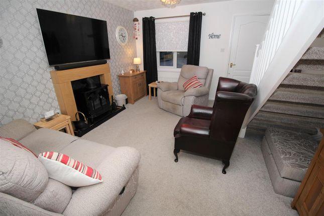 Living Room of Beeston Close, Bestwood Village, Nottingham NG6