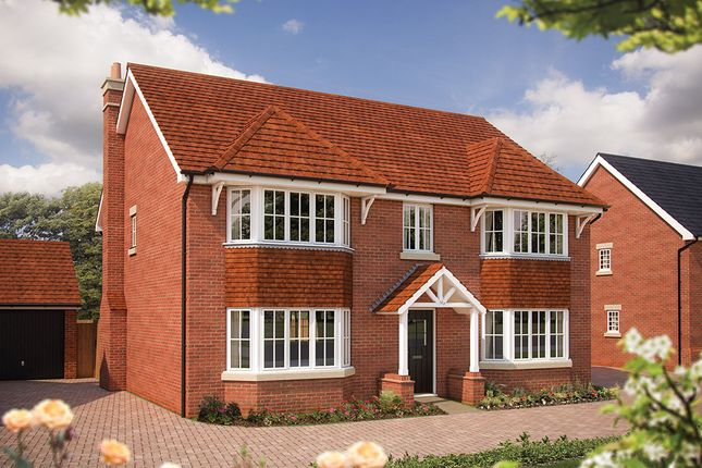 "Thumbnail Detached house for sale in ""The Ascot"" at Holden Close, Biddenham, Bedford"