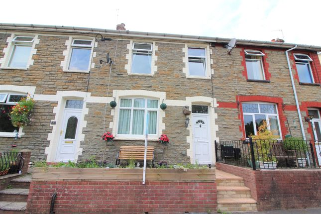 Terraced house for sale in Kennard Terrace, Crumlin, Newport