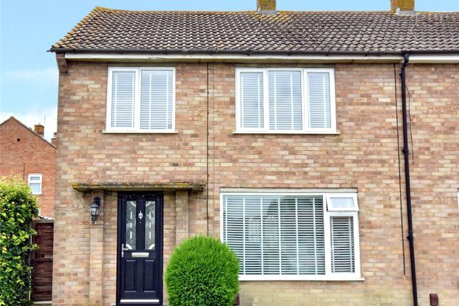Thumbnail Semi-detached house to rent in Cockcroft Road, Didcot, Oxfordshire