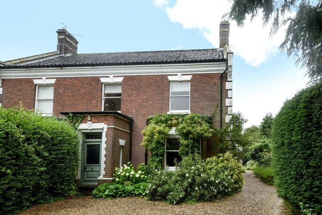 Thumbnail Semi-detached house for sale in Pinfold Lane, Hindolveston, Dereham