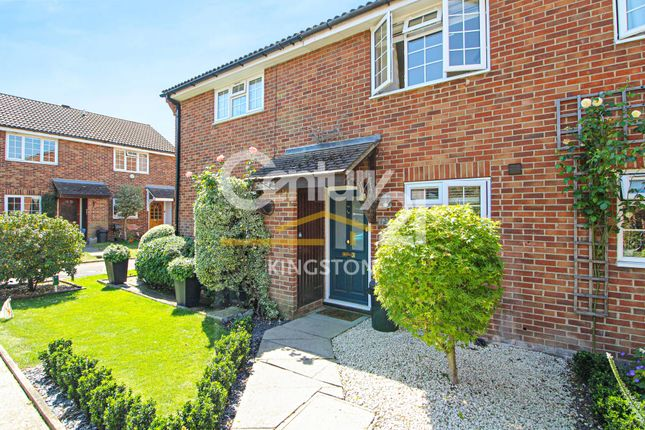Thumbnail Terraced house for sale in St. Benets Close, London