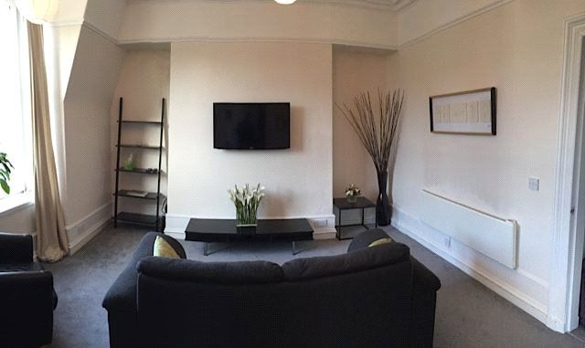 Thumbnail Flat to rent in Union Grove, Flat F, Aberdeen