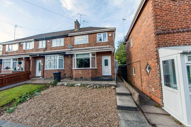 Thumbnail Semi-detached house for sale in Anstey Lane, Leicester