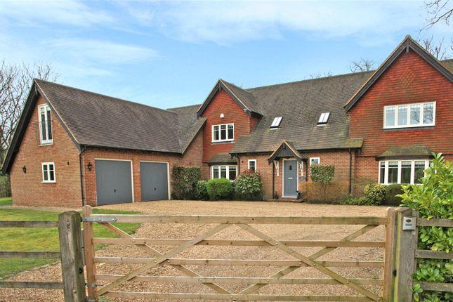 Thumbnail Detached house for sale in Wishanger Lane, Churt, Farnham, Surrey