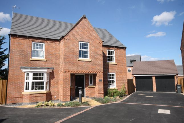 """Thumbnail Detached house for sale in """"Winstone"""" at Harbury Lane, Heathcote, Warwick"""