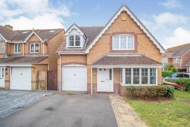 Thumbnail Detached house for sale in Church Knap, Weymouth