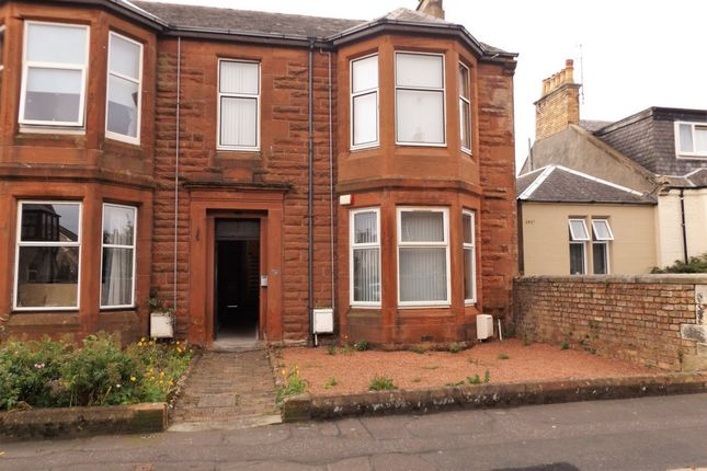 Thumbnail Flat for sale in Welbeck Crescent, Troon