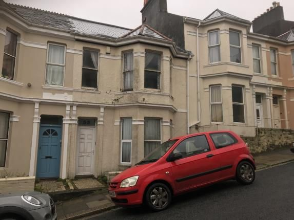 Front of Plymouth, Devon PL4